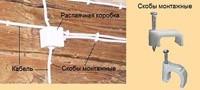 Электропроводка на даче г.Хабаровск
