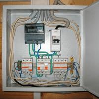 Монтаж, установка, замена, ремонт электрического щитка в Хабаровске. Ремонт электрощита Хабаровск. Индивидуальный квартирный электрощит в Хабаровске